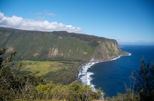 Waipi'o Overlook